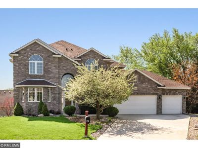 Eden Prairie Single Family Home For Sale: 16721 Saddle Horn Court