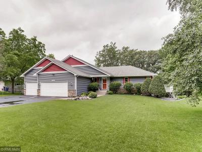 Chisago County, Washington County Single Family Home For Sale: 25920 E Comfort Drive