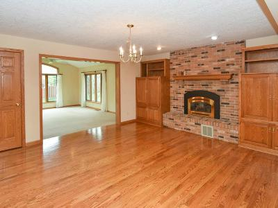 Shoreview Single Family Home For Sale: 530 Mackubin Circle