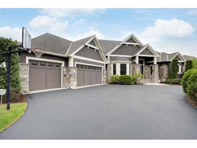 Eden Prairie Single Family Home For Sale: 11351 Entrevaux Drive