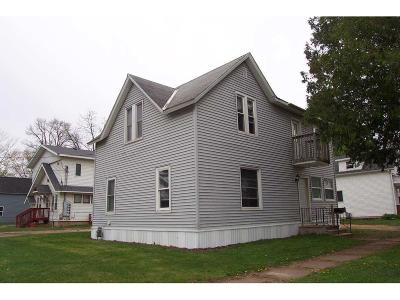 Menomonie Multi Family Home For Sale: 1221 3rd Street W