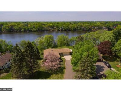 Coon Rapids Single Family Home For Sale: 10850 Mississippi Boulevard NW