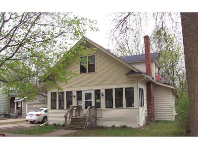 Menomonie Multi Family Home Contingent: 1215 8th Street E