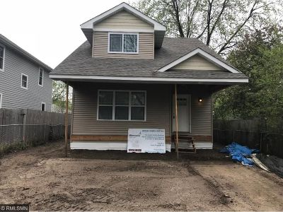 Minneapolis Single Family Home For Sale: 4311 Girard Avenue N