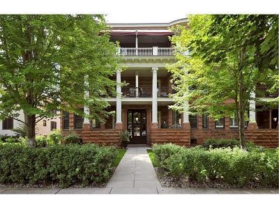 Saint Paul Condo/Townhouse For Sale: 672 Summit Avenue #302