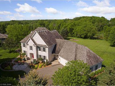 Medina Single Family Home For Sale: 2765 Capriole Drive