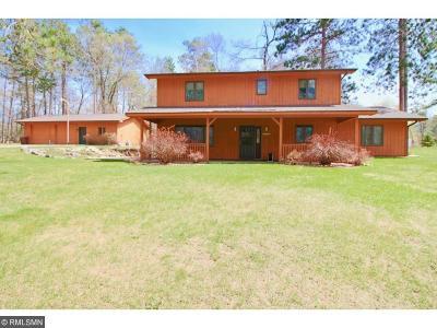 Brainerd Single Family Home For Sale: 20748 Ward Avenue