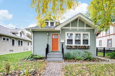 Minneapolis Single Family Home For Sale: 1919 Garfield Street NE
