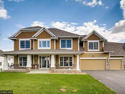 Rosemount Single Family Home For Sale: 3742 Crosscliffe Path