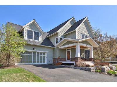 Hugo Single Family Home For Sale: 4362 Arbre Lane N