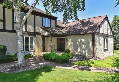 Mendota Heights Condo/Townhouse Contingent: 1869 Eagle Ridge Drive #6