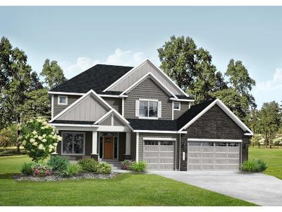 Anoka Single Family Home For Sale: 4262 Parkview Lane