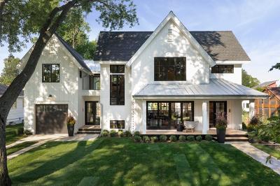 Minneapolis Single Family Home Sold: 3920 Thomas Avenue S
