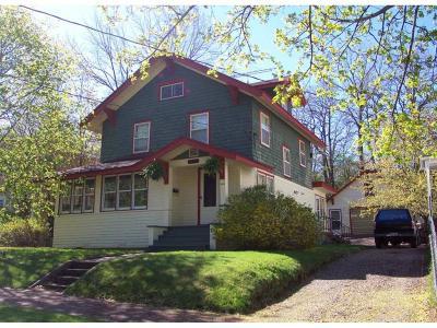 Menomonie Single Family Home For Sale: 1312 Main Street
