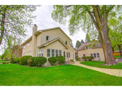 Roseville Multi Family Home For Sale: 3092-3094 Cleveland Avenue N