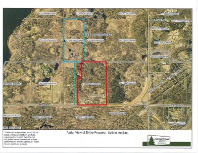 Brainerd Residential Lots & Land For Sale: Xxx Wise Road