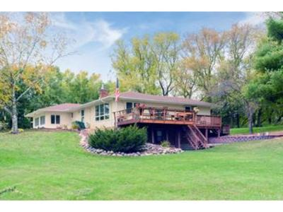 Chisago County, Washington County Single Family Home For Sale: 12750 120th Street N