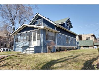 Saint Paul Multi Family Home For Sale: 1665 Hague Avenue