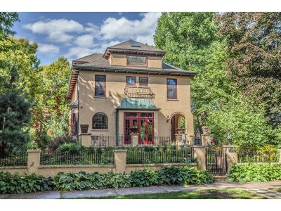 Single Family Home For Sale: 1814 Knox Avenue S