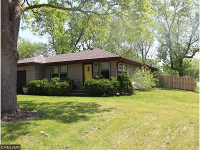 Bloomington Single Family Home For Sale: 8237 Fremont Avenue S