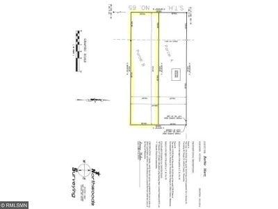 McGregor Residential Lots & Land For Sale: 41438-B State Highway 65