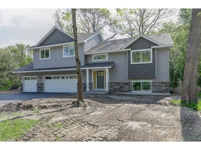 Coon Rapids Single Family Home For Sale: 8985 Tamarack Street NW