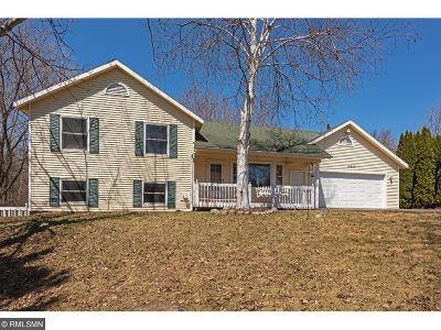Eden Prairie Single Family Home Contingent: 16840 N Hillcrest Court