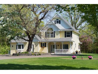Sherburne County Single Family Home For Sale: 10626 313th Avenue