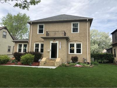 Saint Paul Single Family Home For Sale: 543 Cretin Avenue S