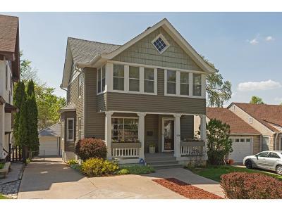 Minneapolis Single Family Home For Sale: 4316 Xerxes Avenue S