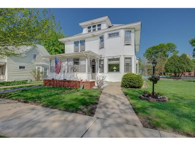 Saint Paul Single Family Home For Sale: 384 Daly Street