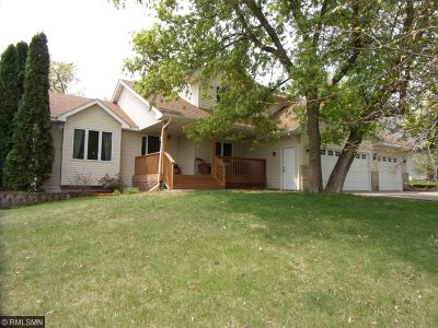 Coon Rapids Single Family Home For Sale: 2044 124th Lane NW
