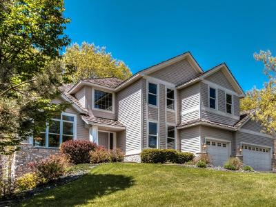 Chanhassen Single Family Home For Sale: 7122 Harrison Hill Trail