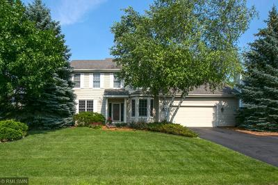 Eden Prairie Single Family Home Contingent: 9057 Waverly Court