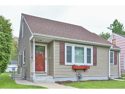 Minneapolis Single Family Home For Sale: 5732 Upton Avenue S