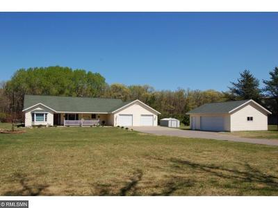 Pillager Single Family Home For Sale: 2758 Wilderness Drive SW