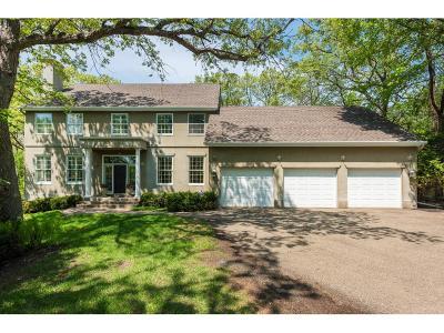 Minnetonka Single Family Home For Sale: 15088 Highwood Drive