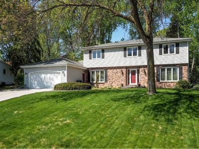 Golden Valley Single Family Home Sold: 2421 Kyle Avenue N