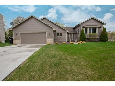 Coon Rapids Single Family Home For Sale: 11978 Orchid Street NW