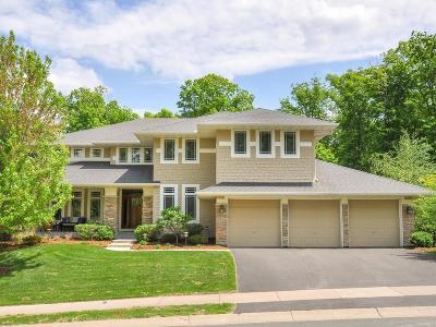 Maple Grove Single Family Home For Sale: 7342 Xene Lane N