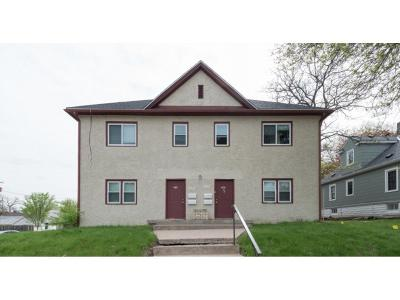 Saint Paul Multi Family Home For Sale: 578-580 Smith Avenue S