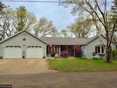 Amery Single Family Home For Sale: 340 Arlington Boulevard N