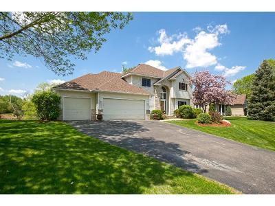 Eden Prairie Single Family Home For Sale: 10117 Juniper Lane