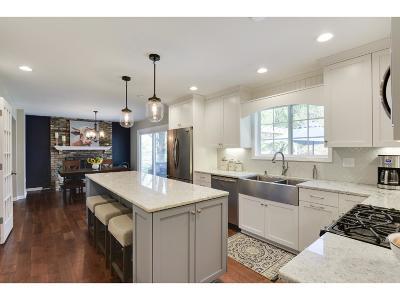 Eden Prairie Single Family Home Contingent: 17250 Park Circle