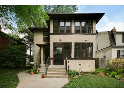 Minneapolis Multi Family Home For Sale: 896 18th Avenue SE