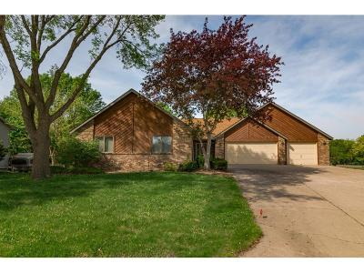 Prior Lake Single Family Home Contingent: 3345 Spruce Circle SW