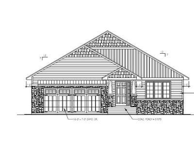 Brainerd Single Family Home For Sale: 9396 Viking Street
