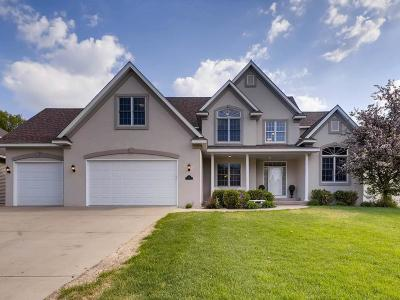 Blaine Single Family Home For Sale: 2117 Arnold Palmer Drive NE