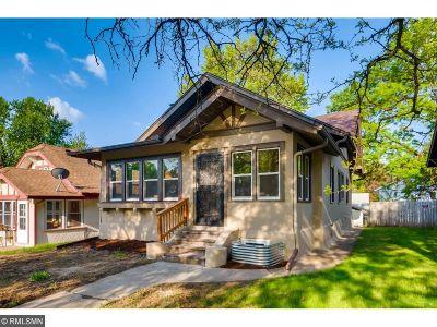 Minneapolis Single Family Home For Sale: 4216 Park Avenue