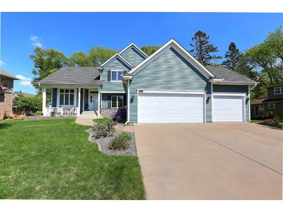 Chisago County, Washington County Single Family Home For Sale: 880 Deer Oak Run